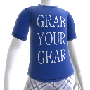 T-shirt Grab Your Gear
