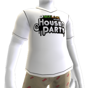 T-shirt House Party