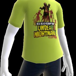 T-Shirt Mortos-vivos ajudantes do Xerife