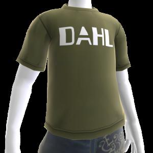 Dahl logo-trøje