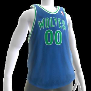 1989-1990 Timberwolves Jersey