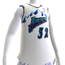 Camiseta Jazz 97-98 Retro NBA 2K13