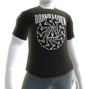 GH Soundgarden Logo T-Shirt