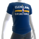 Cavaliers On-Court Tee