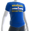 Warriors On-Court Tee