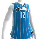 La Jersey de los Orlando Magic NBA2K12