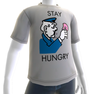 Stay Hungry Tee