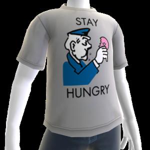 Stay Hungry Tee