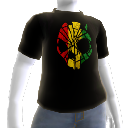 Shattered Skull Rasta T