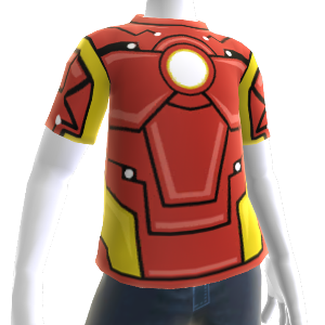 Iron Man-T-Shirt