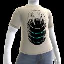 Camisa com desenho de Isaac