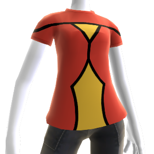 Spider-Woman-T-Shirt