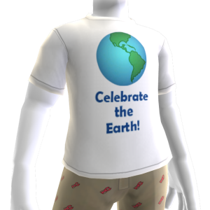 Celebrate the Earth! T-shirt