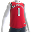 Nebraska Basketball Jersey