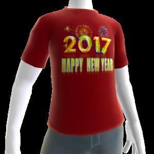 2017 HNY Red Tee