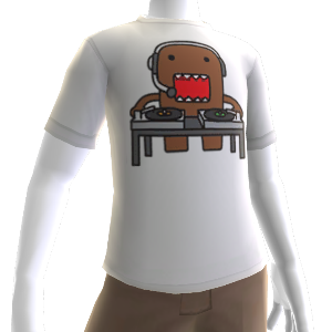 Domo DJ Shirt