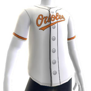 Maillot MLB2K11 Baltimore Orioles