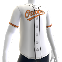 Baltimore Orioles MLB2K11-Trikot 