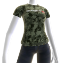 """Sniper Ghost Warrior 2"" T-Shirt 2"