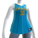 Maillot NBA2K11 New Orleans Hornets 