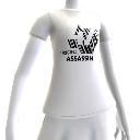 "Hitman: Absolution Camiseta blanca ""Original Assassin"""