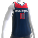 Wizards Alternate Jersey