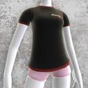Risen 2 Black Lass Shirt  