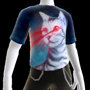 Epic Laser Space Cat Shirt