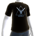 Halo Noble Team T-Shirt - Black