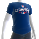 Cubs World Series Tee