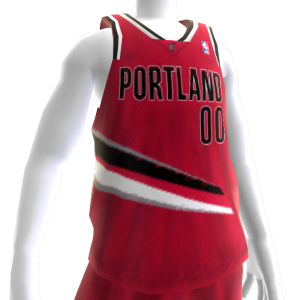 Trail Blazers Alternate Jersey
