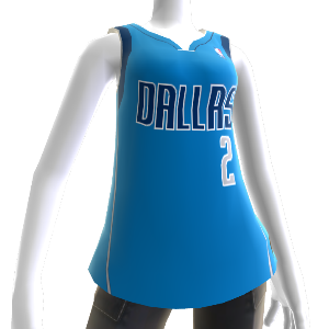 Dallas Mavericks NBA2K12-trui