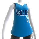 La Jersey de los Dallas Mavericks NBA2K12