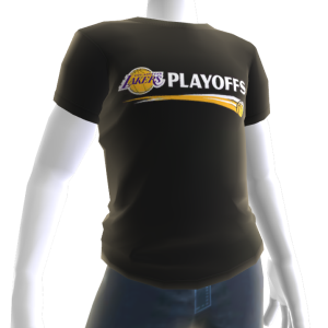 Lakers Playoffs Tee