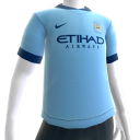 Manchester City FC Home Jersey
