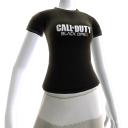 COD: Black Ops II Logo Shirt Black