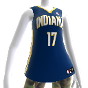 Indiana Pacers NBA2K12-trui