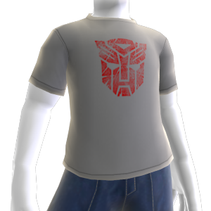 Autobots Red Logo T-Shirt