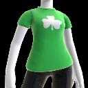T-Shirt Trevo Irlandês
