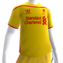 Liverpool Away 2014-15 Jersey