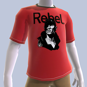 The Witcher 2-Rebel-T-Shirt