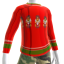 Christmas Ugly Chr Cracker Sweater