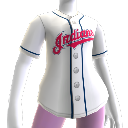 Cleveland Indians MLB2K10-Trikot