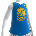Golden State Warriors NBA2K12-Trikot