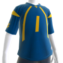 West Virginia Football Jersey