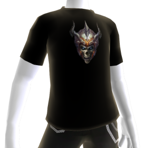 Skull Warrior Shirt