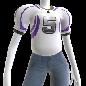 Amerikansk fotboll-tröja