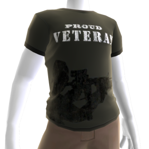 Patriot Veteran Tee