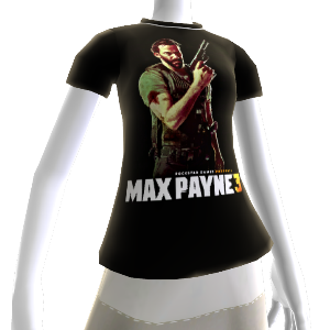 Max Payne-T-skjorte 2 