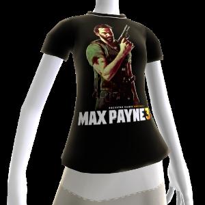 Max Payne 티셔츠 2